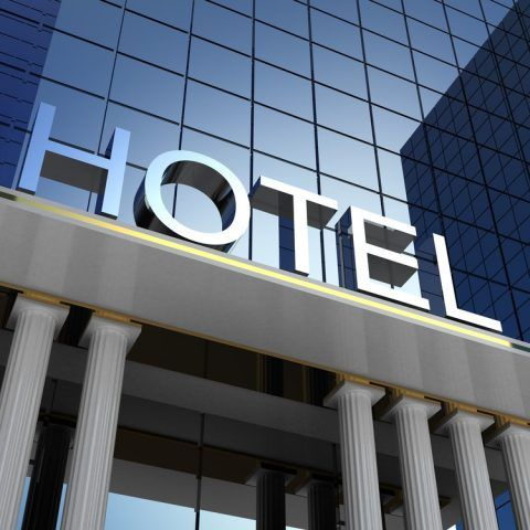 HOTELS AND REAL ESTATE