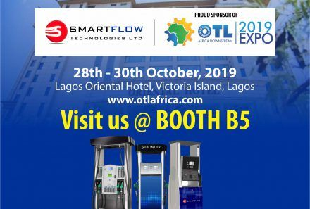 SMARTFLOW AT OTL AFRICA 2019 EXPO