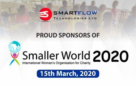 Proud Sponsors of Smaller World 2020